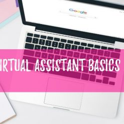 Techie Virtual Assistant Basics